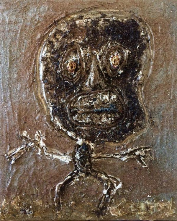 Portrait obscur